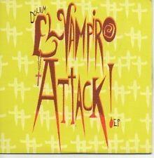 (N698) Dolium, El Vampir Attack EP - DJ CD