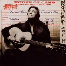 Johnny Cash - Johnny Cash Bootleg,Vol.1: Personal File *2 CD*NEU*