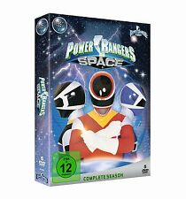 Power Rangers in Space - Complete Season [5 DVDs] NEU DVD DEUTSCH