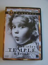 SHIRLEY TEMPLE & FRIENDS DVD BOXED SET