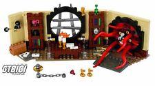 LEGO SUPER HEROES MARVEL DOCTOR STRANGE'S SANCTUM SANCTORUM REF 76060 NO MINIFIG
