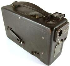 c1927 Cine-Kodak Model B cine camera with portrait attachment