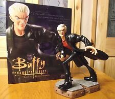 "Buffy the Vampire Slayer ""Tooned Up"" Spike Statue / Maquette - Exclusive Version"