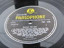 THE BEATLES FOR SALE ORIGINAL  1964  U.K. PRESSING -3N -4N
