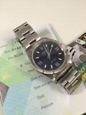 Rolex 14010M Air King Oyster Perpetual Never Polished Excellent Condition Papers