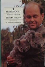 PETER SCOTT: PAINTER and NATURALIST - ELSPETH HUXLEY