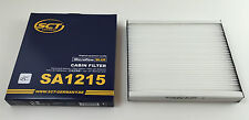 POLLENFILTER INNENRAUMFILTER SCT GERMANY MAZDA 6 MAZDA CX-7 CABIN FILTER