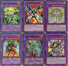 Yugioh Jaden Yuki Elemental Hero Deck - Shining Phoenix Enforcer Escuridao Steam