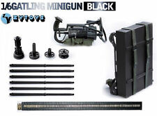 1/6 Scale Gun Model Minigun TERMINATOR Gatling 8018 M134 Heavy Machine Gun Model
