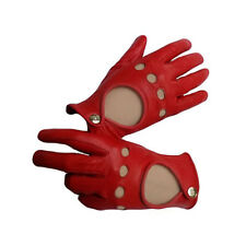Soft genuine leather Women driving gloves