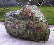 Camo XXL Motorcycle Cover Honda Interstate Fury Sabre Stateline VT 1300 Valkyrie