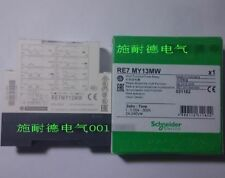 RE7MY13MW 1pc New Schneider/Telemecanique Timer free shipping plcbest