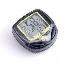 Sunding SD-548C Wireless Bicycle Computer Speedometer Odometer LCD Cycle Display