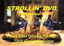 STROLLIN': Omega Psi Phi 72nd Grand Conclave 2002 DVD