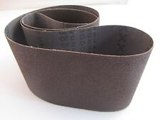 "Sia Abrasives Sanding Belt 150 mm (6"") x 1090 mm (43"") P320 Grit Pack of 5"
