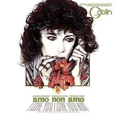 GOBLIN  Amo non Amo LP OST italian prog