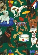 "DOG GIFT WRAPPING PAPER -Large 26""x30' Roll"