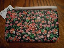 Authentic COACH - POSEY CLUSTER FLORAL Large Wristlet