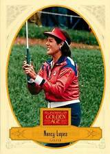Nancy Lopez 83 2012 Panini Golden Age
