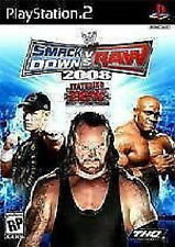 WWE SMACKDOWN VS RAW 2008 PLAYSTATION 2 GAME *NEW* AUS EXPRESS