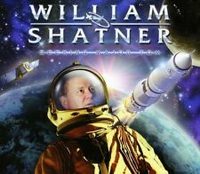 William Shatner - Seeking Major Tom [New CD]