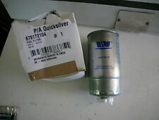 Quicksilver Mercury Mercruiser Part  879172104 Filtro Carburante BOAT New NUOVO