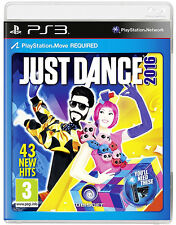 Just Dance 2016 ~ PS3 (en gran condición)