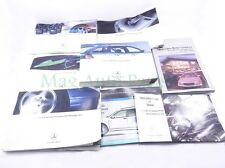 2003 Mercedes Benz C Class C240 C320 4matic Wagon OEM Owners Manual Set W/O Case
