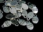 10 Pcs Tibetan Silver Special Teacher Charms Jewellery Leaving Gift 15mm T11
