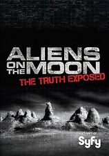 ALIENS ON THE MOON : TRUTH EXPOSED - Region Free DVD - Sealed