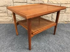 Mid Century Modern Kipp Stewart for Drexel Declaration Walnut Side Table