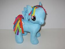 Hasbro My Little Pony Scribble Me Rainbow Dash Soft Toy  (No Pens)
