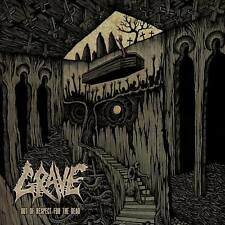 "GRAVE ""Out Of Respect For The Dead"" NEW Jewel Case CD 2015 Death Metal dismember"