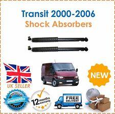 Compatible Con Ford Transit MK6 FWD 00-06 Dos Traseros Amortiguadores x2 O.E