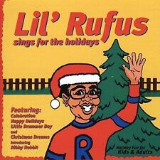 Lil' Rufus Sings For The Holidays, John P. Kee, Lil' Rufus, New
