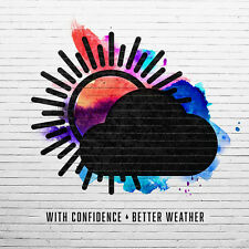 With Confidence - Better Weather [New Vinyl] Blue, Colored Vinyl, White, Digital