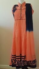USA SELLER NWT Readymade Anarkali Salwar Kameez Indian Lehenga Bollywood 38 40