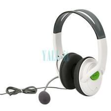 Live Headset Earphone + Microphone for XBOX 360 Wireless Game Controller