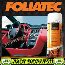 Foliatec RED Car Interior Dashboard Door Panel Plastic Vinyl Spray Paint Can
