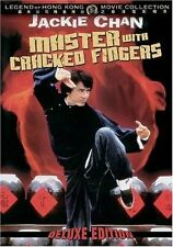 Master With Cracked Fingers , DVD, 2004) Jackie Chan,Jackie Chan