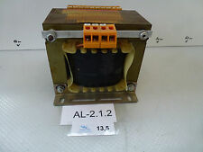 Bürkle + Schöck EA 5080 Transformator KVA 1,0 prim. 200/570V sec. 110/220