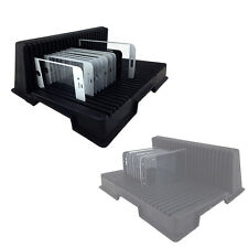 L Shape Tray Anti-static Component Box for PCB  IC SMT LCD Holder Storage Rack