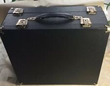 Vintage Professional Jewelry Salesmans Sample Case All inserts & Trays