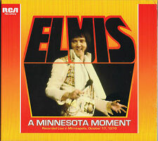 ELvis Presley - A MINNESOTA MOMENT - FTD 87 New / Sealed CD