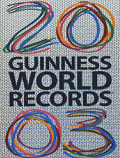 Guinness World Records: 2003 by Guinness World Records Limited (Hardback, 2002)