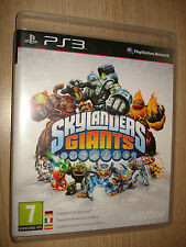 GIOCO PS3 PLAYSTATION 3 SKYLANDERS GIANTS COMPLETAMENTE IN ITALIANO