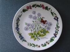"ROYAL WORCESTER CORIANDER 7.5"" LTD ED PLATE HERBS COLLECTION"