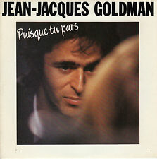 45TRS VINYL 7''/ DUTCH SP JEAN-JACQUES GOLDMAN / PUISQUE TU PARS / NEUF