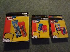 SIMPSONS RAFT,LIFE VEST, FLOATING ARM BANDS FROM SPAIN 2005 RARE