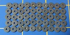 "50 ¼"" Hardboard Discs to Make Five Jointed Teddy Bears -25 Cotter Pins"
